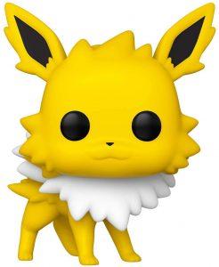 Funko POP de Jolteon de Pokemon - Los mejores FUNKO POP de Eevee y sus evoluciones de Pokemon - Los mejores FUNKO POP de evoluciones de Eevee