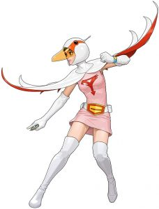 Funko POP de Jun the Swan The Condor de Gatchaman - La Batalla de los Planetas - Los mejores FUNKO POP de Gatchaman - La Batalla de los Planetas de serie de anime - Filtraciones FUNKO POP