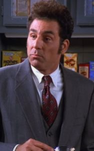 Funko POP de Kramer de Seinfeld- Los mejores FUNKO POP de Seinfeld de series - Filtraciones FUNKO POP