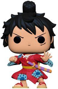 Funko POP de Luffy Kimono de One Piece - Los mejores FUNKO POP de One Piece - FUNKO POP de anime y manga