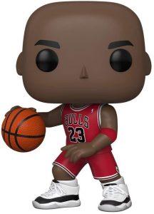 Funko POP de Michael Jordan de 10 pulgadas - 25 centímetros - Los mejores FUNKO POP Super-Sized - Funko POP grandes de NBA
