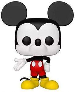 Funko POP de Mickey Mouse de 10 pulgadas - 25 centímetros - Los mejores FUNKO POP Super-Sized - Funko POP grandes de Disney