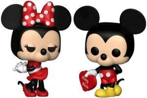 Funko POP de Mickey y Minnie de San Valentín - Los mejores FUNKO POP de San Valentín - Los mejores FUNKO POP de Valentine's Day