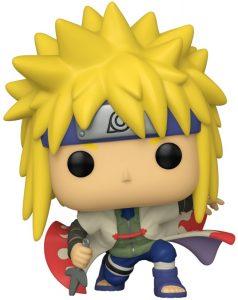 Funko POP de Minato Namikaze de Naruto - Los mejores FUNKO POP de Naruto - FUNKO POP de anime y manga