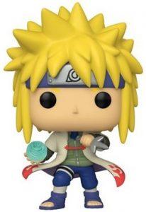 Funko POP de Minato Namikaze de pie Naruto - Los mejores FUNKO POP de Naruto - FUNKO POP de anime y manga
