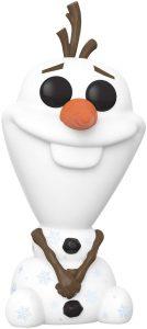 Funko POP de Olaf de Frozen de 10 pulgadas - 25 centímetros - Los mejores FUNKO POP Super-Sized - Funko POP grandes de Disney