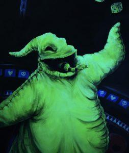 Funko POP de Oogie Boogie de tren de Nightmare Before Christmas - Pesadilla antes de Navidad - Los mejores FUNKO POP de Disney - Filtraciones FUNKO POP