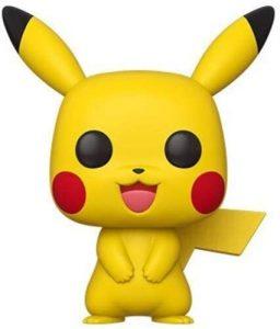 Funko POP de Pikachu de 18 pulgadas - 45 centímetros - Los mejores FUNKO POP gigantes - Funko POP gigante de Pikachu