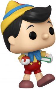 Funko POP de Pinocho yendo al colegio - Los mejores FUNKO POP de Pinocho - FUNKO POP de Disney