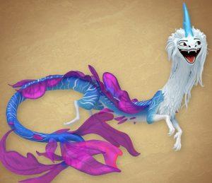 Funko POP de Sisu dragón de Raya y el último dragón - Los mejores FUNKO POP de Raya and the last dragon - películas de animación - Filtraciones FUNKO POP