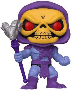 Funko POP de Skeletor de Masters of the Universe de 10 pulgadas - 25 centímetros - Los mejores FUNKO POP Super-Sized - Funko POP grandes de animación