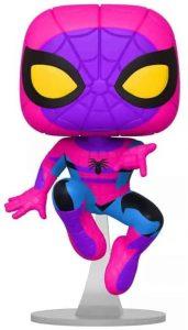 Funko POP de Spiderman Black Light - Los mejores FUNKO POP de Marvel Black Light - Los mejores FUNKO POP de Spiderman
