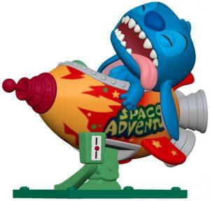 Funko POP de Stitch cohete - Los mejores FUNKO POP de Lilo y Stitch - FUNKO POP de Disney