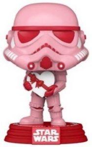 Funko POP de Stormtrooper de San Valentín de Star Wars - Los mejores FUNKO POP de San Valentín - Los mejores FUNKO POP de Valentine's Day