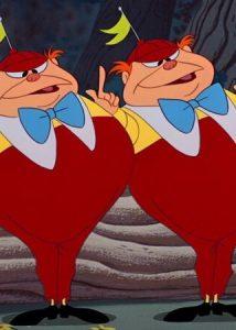 Funko POP de Tweedle Dee y Tweedle Dum de Alicia en el País de las Maravillas - Los mejores FUNKO POP de Disney - Filtraciones FUNKO POP