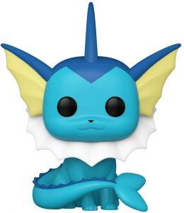 Funko POP de Vaporeon de Pokemon - Los mejores FUNKO POP de Eevee y sus evoluciones de Pokemon - Los mejores FUNKO POP de evoluciones de Eevee
