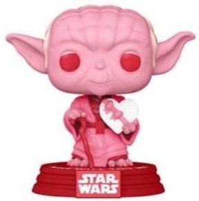 Funko POP de Yoda de San Valentín de Star Wars - Los mejores FUNKO POP de San Valentín - Los mejores FUNKO POP de Valentine's Day