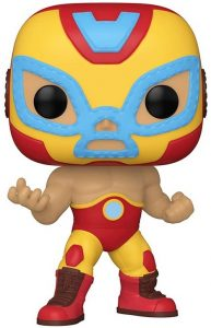 Funko POP de el Héroe Invicto de Iron-man de Marvel Lucha Libre - Luchadores - Los mejores FUNKO POP de Marvel Collection