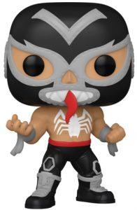 Funko POP de el Venenoide de Venom de Marvel Lucha Libre - Luchadores - Los mejores FUNKO POP de Marvel Collection