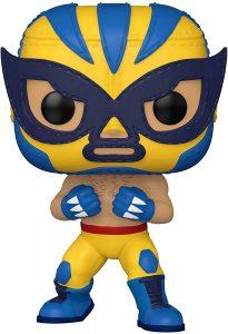 Funko POP del Animal Indestructible de Lobezno de Marvel Lucha Libre - Luchadores - Los mejores FUNKO POP de Marvel Collection