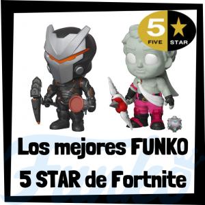 Los mejores FUNKO 5 Star de Fortnite - Figuras Funko Five Star de Fortnite - Figuras 5 Star de personajes de Fortnite de FUNKO