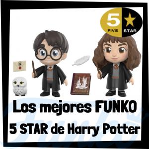 Los mejores FUNKO 5 Star de Harry Potter - Figuras Funko Five Star de Harry Potter - Figuras 5 Star de personajes de Harry Potter de FUNKO