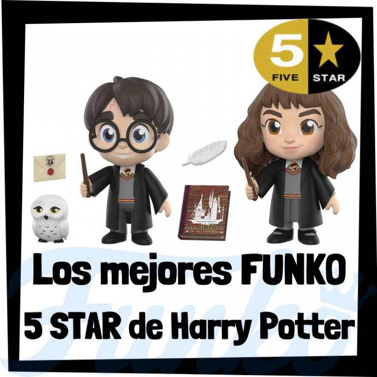 Lee más sobre el artículo Los mejores FUNKO 5 Star de Harry Potter