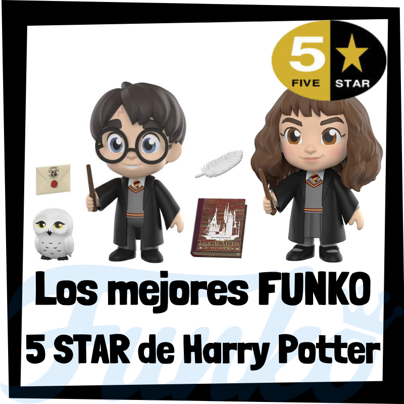 Los mejores FUNKO 5 Star de Harry Potter