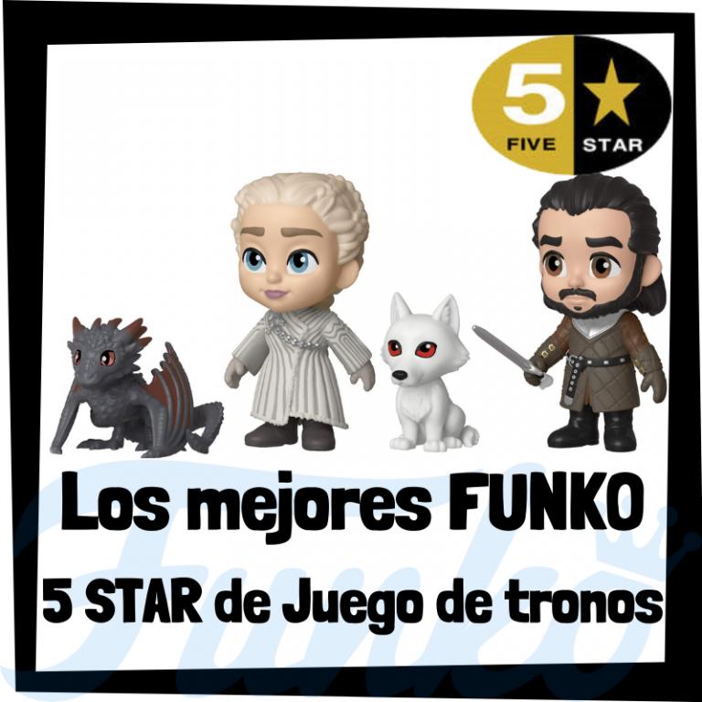 Los mejores FUNKO 5 Star de Juego de Tronos
