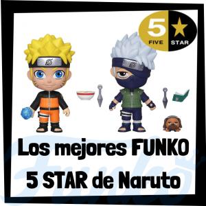 Los mejores FUNKO 5 Star de Naruto - Figuras Funko Five Star de Naruto - Figuras 5 Star de personajes de Naruto de FUNKO