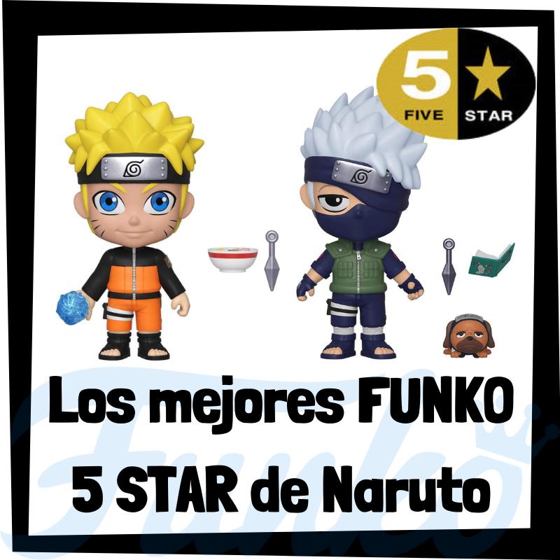 Los mejores FUNKO 5 Star de Naruto
