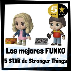 Los mejores FUNKO 5 Star de Stranger Things - Figuras Funko Five Star de Stranger Things - Figuras 5 Star de personajes de Stranger Things de FUNKO