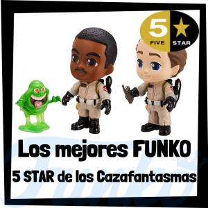 Los mejores FUNKO 5 Star de los Cazafantasmas - Figuras Funko Five Star de los Cazafantasmas - Figuras 5 Star de personajes de los Cazafantasmas de FUNKO