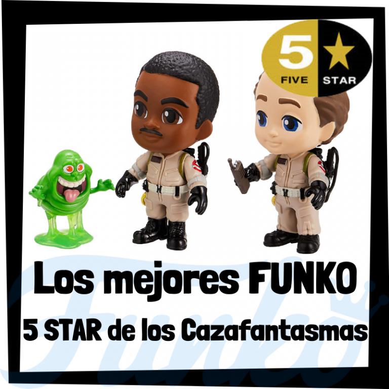 Lee más sobre el artículo Los mejores FUNKO 5 Star de los Cazafantasmas