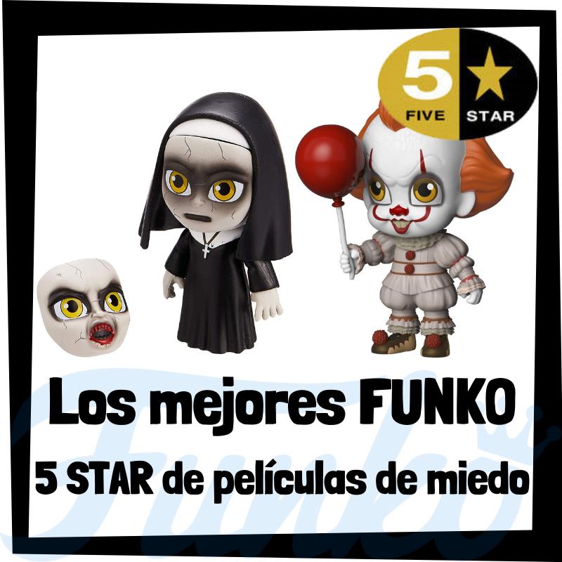 Los mejores FUNKO 5 Star de películas de miedo