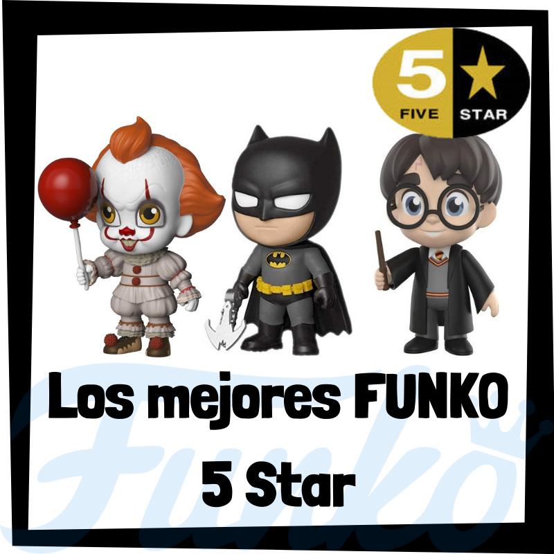 Los mejores FUNKO 5 Star del mercado