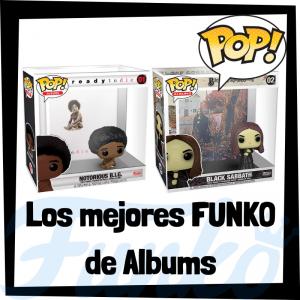 Los mejores FUNKO POP de Albums - Funko POP de álbumes de música