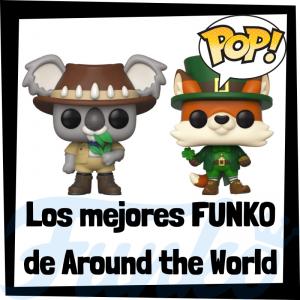 Los mejores FUNKO POP de Around the World - Funko POP Around the world - Figuras FUNKO POP Alrededor del mundo