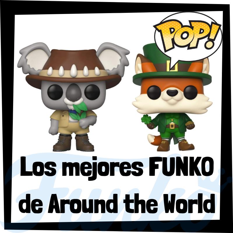 Los mejores FUNKO POP de Around the World