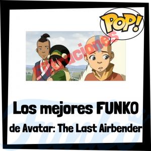 Filtraciones de FUNKO POP de Avatar: la leyenda de Aang