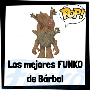 Los mejores FUNKO POP de Bárbol de Ent del Señor de los Anillos - FUNKO POP de Bárbol