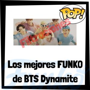 Filtraciones de FUNKO POP de BTS Dynamite