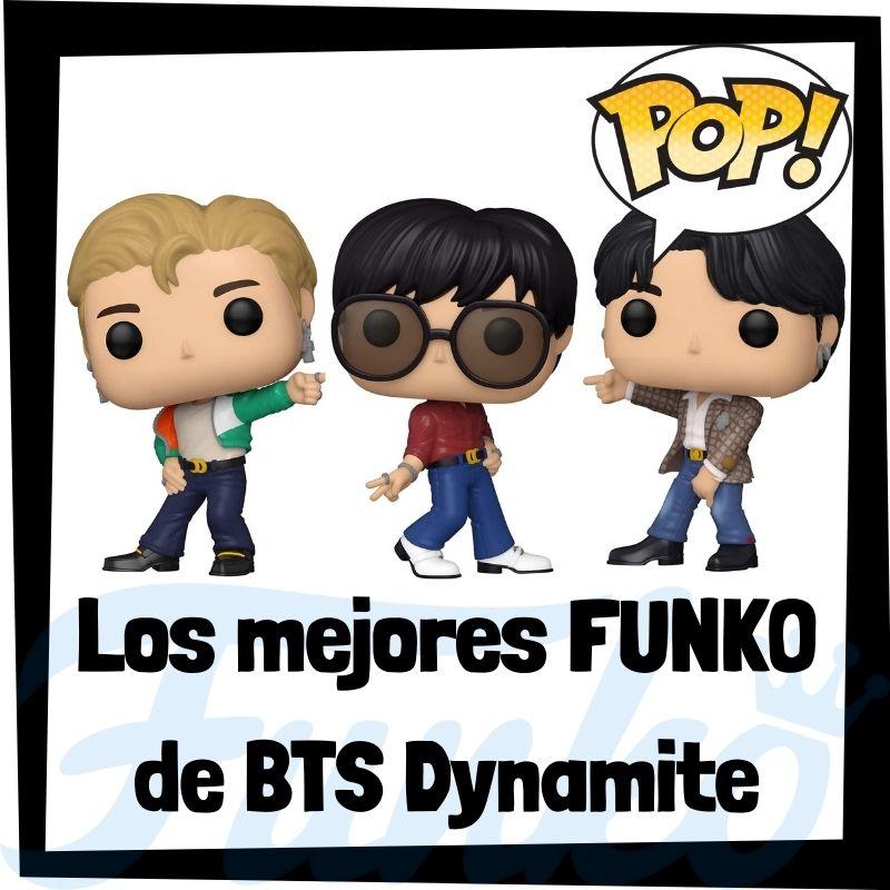 Los mejores FUNKO POP de BTS Dynamite