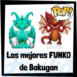 Los mejores FUNKO POP de Bakugan - Los mejores FUNKO POP de personajes de Bakugan - Novedades FUNKO POP