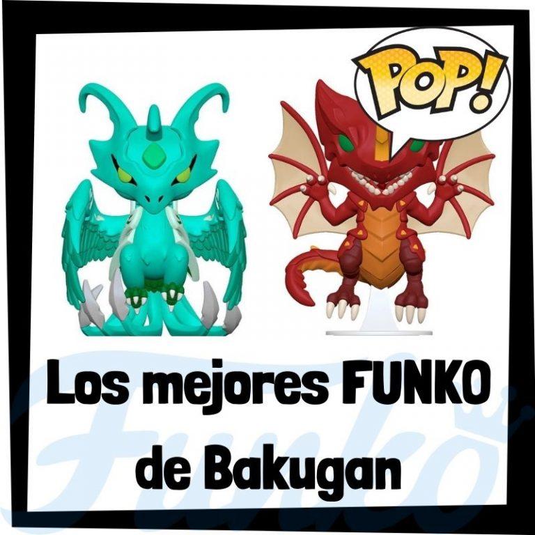 Lee más sobre el artículo Los mejores FUNKO POP de Bakugan