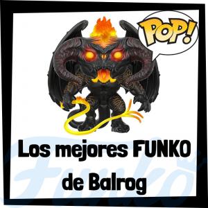 Los mejores FUNKO POP de Balrog de 15 cm del Señor de los Anillos - FUNKO POP del Balrog