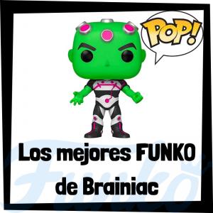 Los mejores FUNKO POP de Brainiac - Funko POP de villanos de Superman - Funko POP de personajes de DC