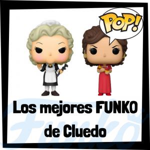 Los mejores FUNKO POP de Cluedo - Clue - Los mejores FUNKO POP de juguetes - Los mejores FUNKO POP de marcas