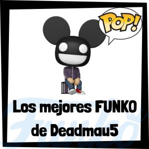 Los mejores FUNKO POP de Deadmau5 - Los mejores FUNKO POP de música - Los mejores FUNKO POP de grupos musicales