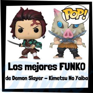 Los mejores FUNKO POP de Demon Slayer - Kimetsu no Yaiba - Los mejores FUNKO POP de personajes de Guardianes de la noche - FUNKO POP